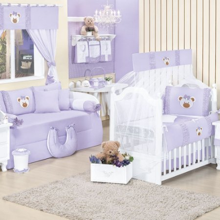 Quarto para Bebê Ursa Sofia