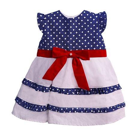 Vestido Menina Chique