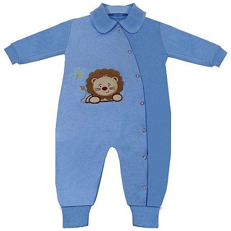 Macacão Para Bebê Leãozinho