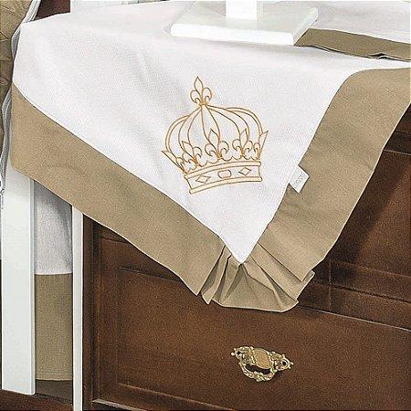 Manta Enxoval Piquet Majestade