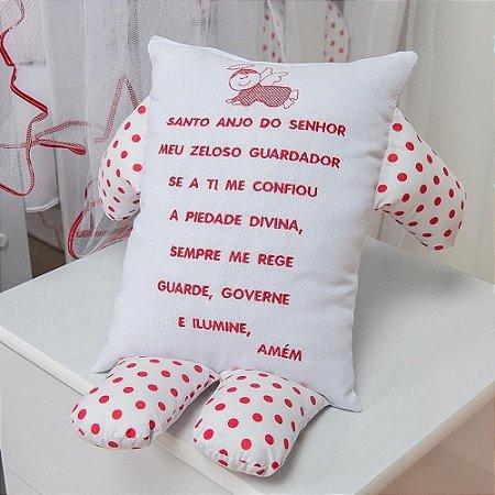 Travesseiro Soninho Joaninhas