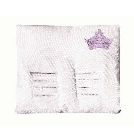 Capa para Bebê Conforto Princesinha