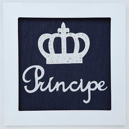 Quadrinho Nicho Príncipe Coroa