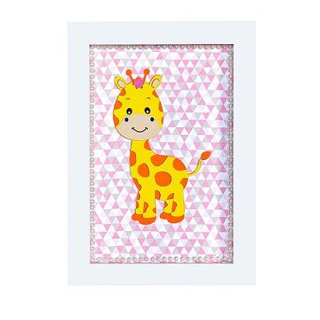 Quadrinho Nicho Girafa