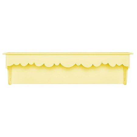 Prateleira Soninho Amarela MDF