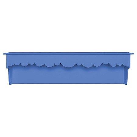 Prateleira Soninho Azul Marinho MDF