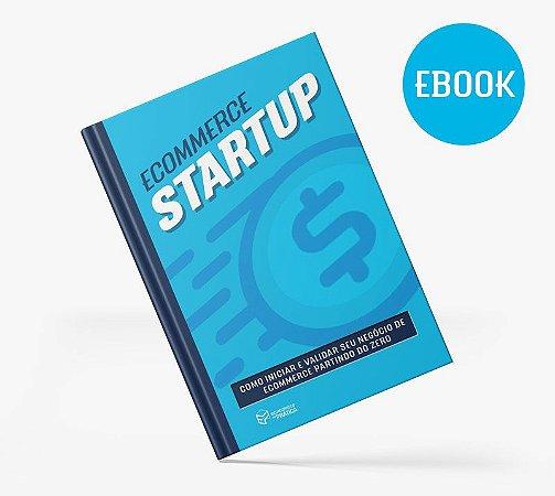 ebook (Livro Digital) Ecommerce Startup