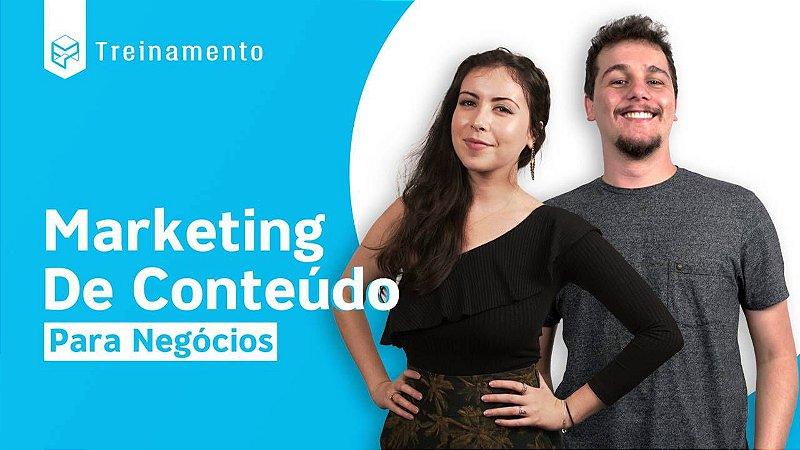 Marketing de Conteúdo para Negócios