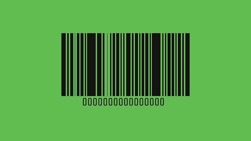 500 Códigos de Barras EAN-13