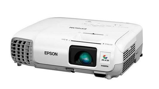 Projetor Epson Powerlite S18 3LCD 2700 Lumens Wireless Ready