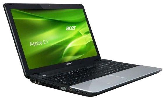 Notebook Acer E1-571-6824 Intel Core i5, Memoria 4GB, HD 500GB, Windows 10, Tela LED 15.6´