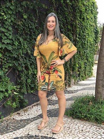 Vestido Curto Caraíva