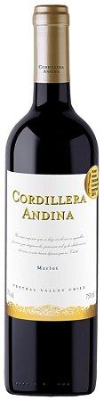 VINHO CORDILERA ANDINA MERLOT 750ML