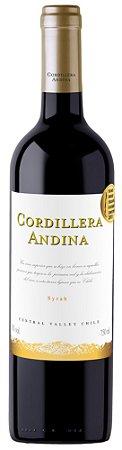 VINHO CORDILLERA ANDINA SYRAH 750ML