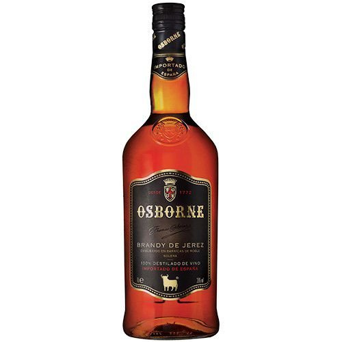 BRANDY OSBORNE IMPORTADO 700 ML