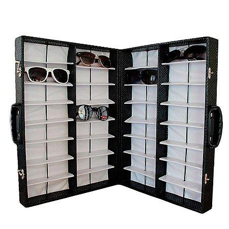 Maleta Expositora com Alça para 32 Óculos MS32C Preta Zoke - Zoke ... 0e2cfa232a
