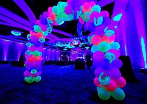 Balão Latéx  Neon