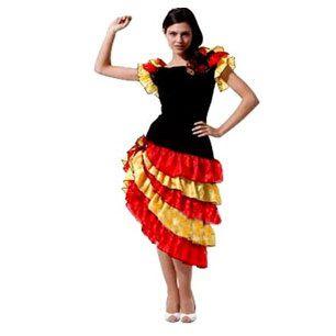 Fantasia Espanhola Carnaval