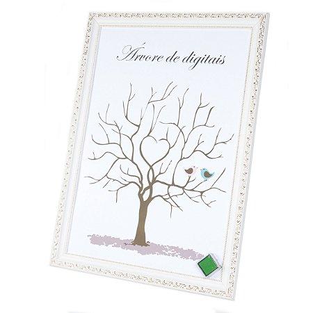 Árvore Digital com carimbeira