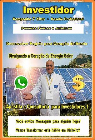 Investidor Franquia de página no Site Professormarcelomoraes.com.br