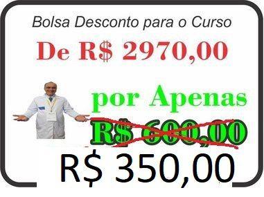 Bolsa Desconto Entrada R$ 350,00  4 x R$ 87,00 Boleto DDA -  Eletrônica Fases 1, 2 e 3 + Geração Energia Solar 1 + Backup de Energia 1