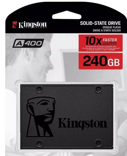 Cartão SSD 240 GB