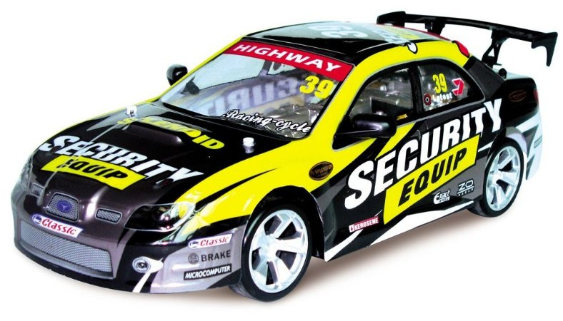Racing Club Drift Control