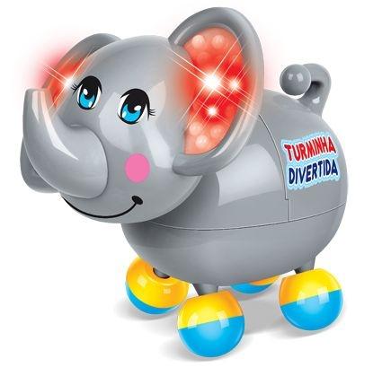 Elefante - Turminha Divertida