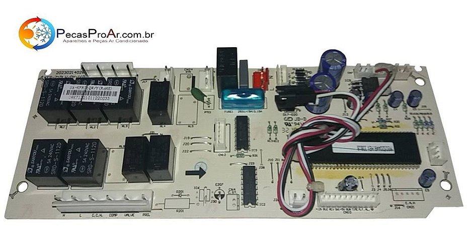 Placa Eletronica Midea Split Cassete 24.000Btu/h MCE24HR1F
