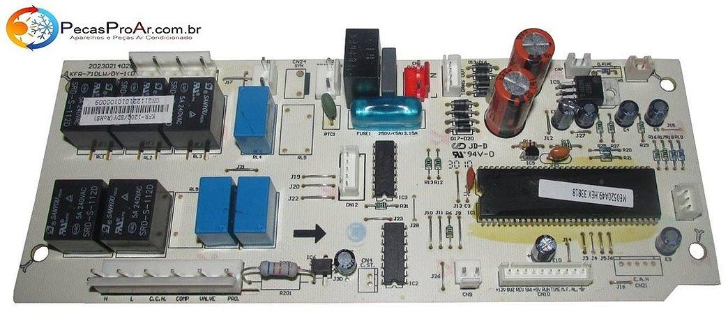 Placa Eletronica Midea MCE48HRV3