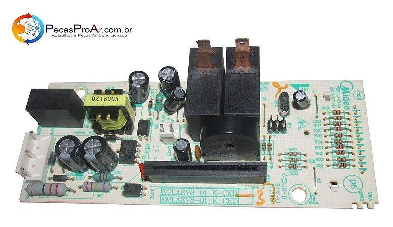 Placa Eletrônica Micro-ondas Midea 30 Litros MWO30