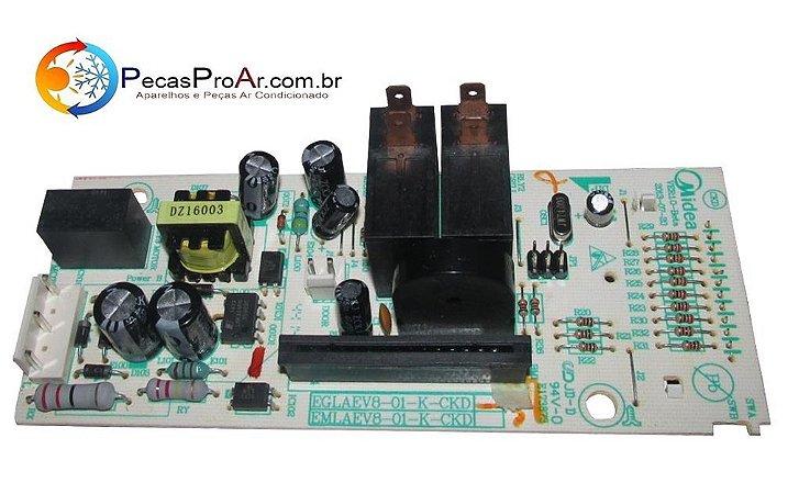 Placa Eletrônica Micro-ondas Midea 25 Litros MWO25