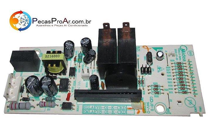 Placa Eletrônica Micro-ondas Midea MTAG32