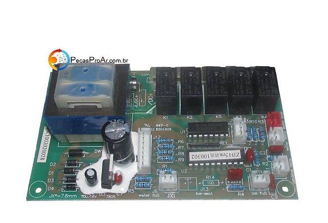 Placa Eletronica Springer Maquina De Gelo Ice Maker ICMA0155B 15kg