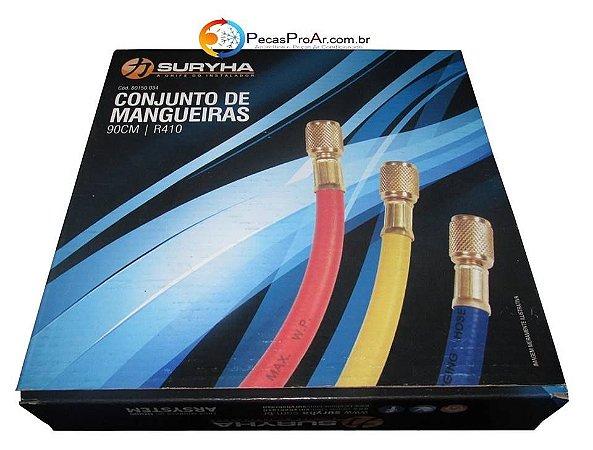 Conjunto De Mangueira 90cm R410