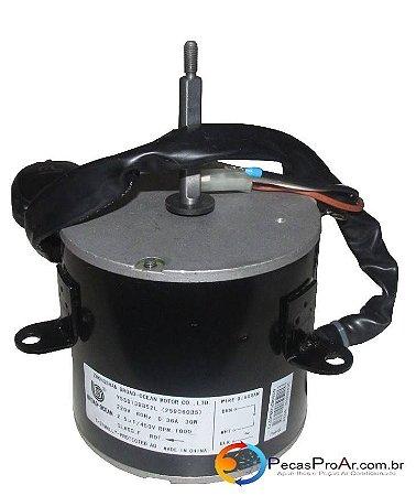 Motor Ventilador Condensadora Midea Vize Split Hi Wall 7.500Btu/h 38KQG07M5