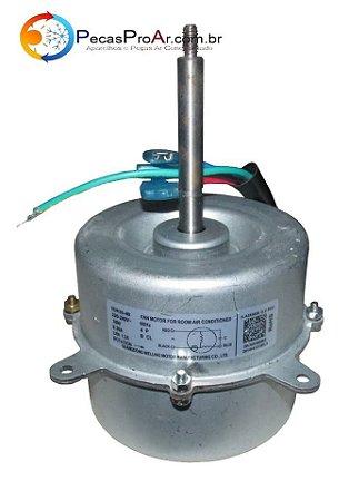 Motor Ventilador Condensadora Midea Window Split Hi Wall 9.000Btu/h MSW09HR
