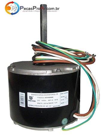 Motor Ventilador Condensadora Carrier Split Hi Wall 60.000Btu/h 38HQA060535MC