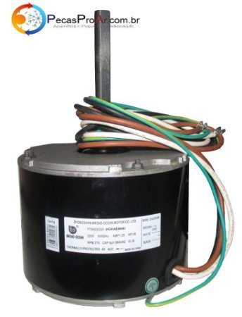 Motor Ventilador Condensadora Carrier Split Hi Wall 60.000Btu/h 38HCA060535MC