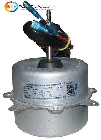 Motor Ventilador Condensadora Midea Elite SPlit Hi Wall 7.000Btu/h MSE07CR