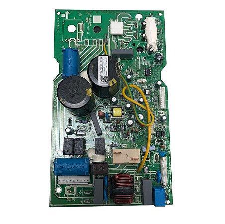 Placa Eletrônica da Condensadora Midea Liva Split Hi Wall 12.000Btu/h 38VFQA12M5