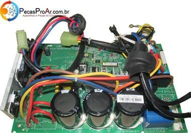 Placa Eletrônica Carrier X-Power 38LVCA018515MC