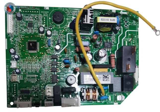 Placa Eletrônica Inverter Carrier X-Power 42FVQA12C5