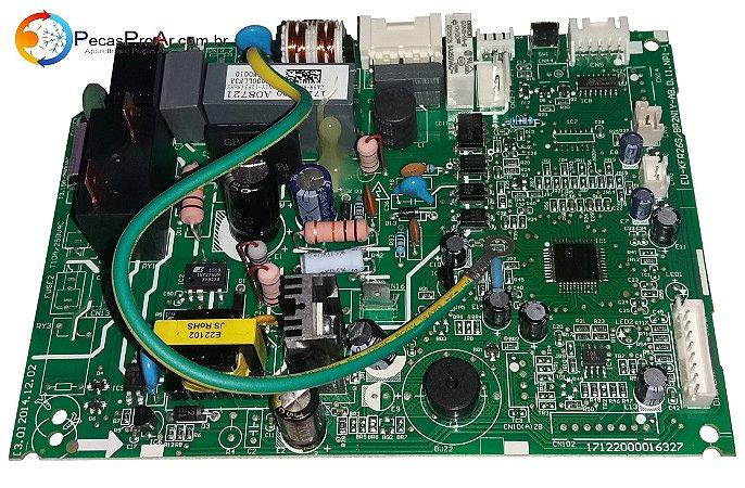 Placa Eletrônica Inverter Midea Liva Split Hi Wall 12.000Btu/h 42VFQA12M5