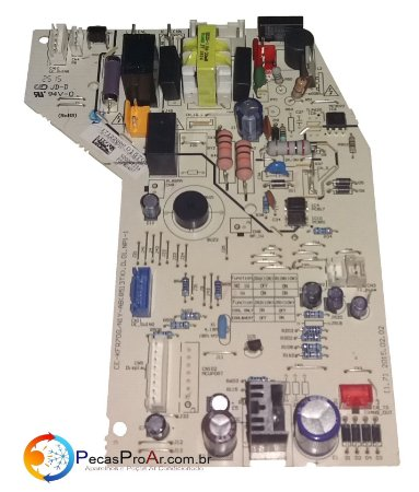 Placa Eletrônica Inverter Carrier X-Power Split Hi Wall 22.000Btu/h 42FVQA22C5