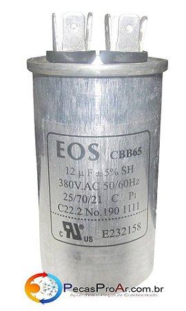 Capacitor 12MF 380V