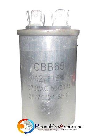 Capacitor 12MF 370V