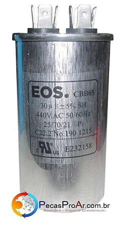 Capacitor 30MF 380V