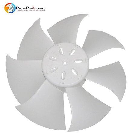 Hélice Ventilador Condensadora Midea Luna 38MLQC09M5