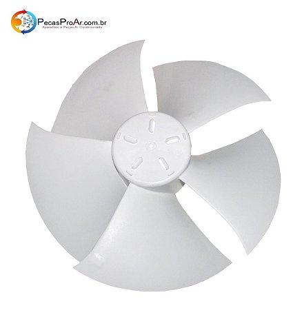 Hélice Ventilador Condensadora Midea Liva 38KCN18M5